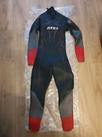 Mens Triathlon/ Open Water swimming wet suit