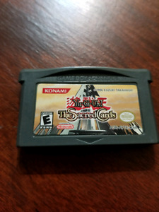 Yugioh the sacred cards GBA