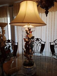 REAL BUTTERFLY TRI-LIGHT LAMP WITH NIGHT LIGHT/Price Drop Cambridge Kitchener Area image 2