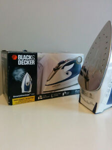 Black & Decker clothes iron
