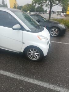 Beautiful smart car 2009