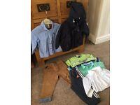 Boys Next Clothing Bundle Age 9-12