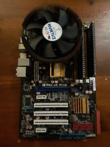 Old Gaming PC Build minus case, PSU, graphics card (Great Cond.)