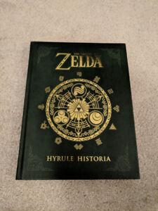 Zelda Hyrule Historia + Legend of the Hero