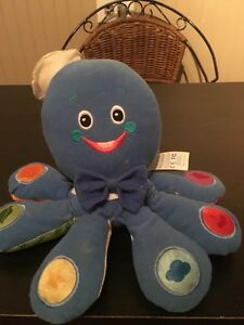 Baby Einstein Octopus with sounds London Ontario image 1