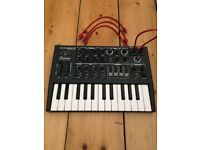 Arturia Microbrute analogue synth