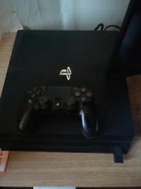 PS4 PRO £200 ONO