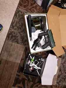 Paintball markers...Dangerous Power G4 and Spyder MR1 Stratford Kitchener Area image 1