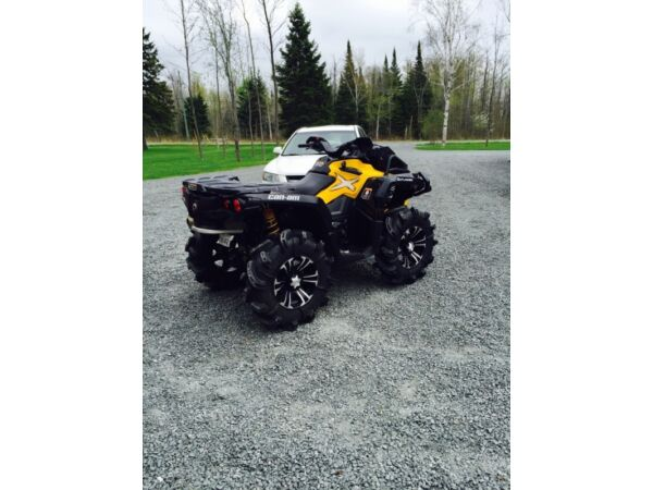 Used 2014 Can-Am outlander xmr