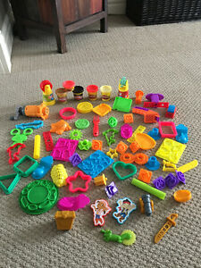 Play Doh Tools and Accessories
