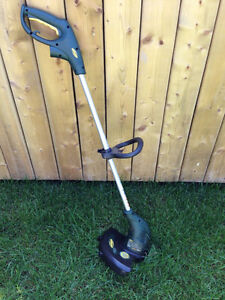 Taille bordure, coupe-herbe, weed eater électrique Yardworks