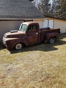 1953 Dodge Half Ton - Project Truck