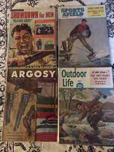 Vintage mags!