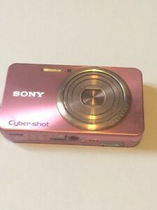 Sony Cyber-shot great condition- PINK!!