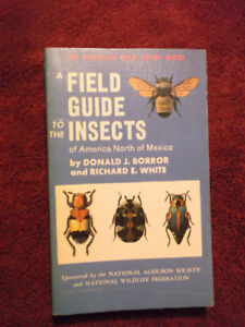 field guide to the insects de l'amerique du nord Peterson