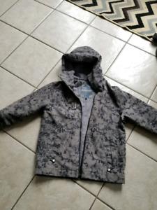Boys 7/8 fall/spring coat