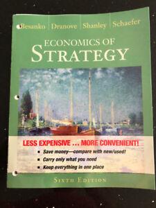 Economics of Strategy (6th Edition)