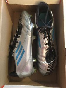 souliers de soccer pour femme !!