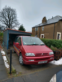 Citroen Synergie Mini Van Project