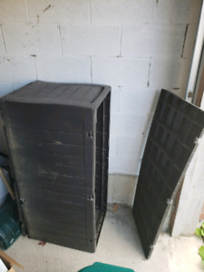 Used Keter Deck Box
