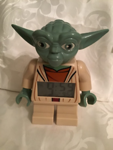 LEGO Star Wars Yoda Child's Alarm Clock