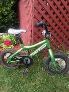 Vélo pour garcon de 2 à 5 ans