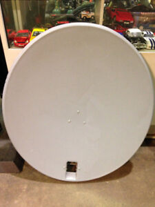 Free Satellite Dish great for movie prop