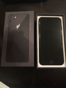 FACTORY UNLOCKED APPLE IPHONE 8 64GB SPACE GREY BOXED $699