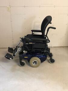 Power wheelchair.