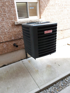 HVAC TECHNICIAN AIR CONDITIONER AND FURNACE