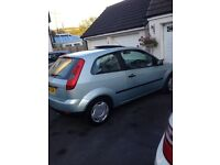 Fiesta Finesse 52k. 1 Local lady owner from new