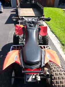 Arctic cat dvx 400 2004