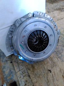 New clutch kit, Ford