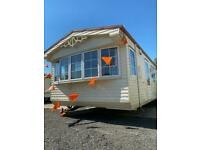 NOW SOLD - OTHERS AVAILABLE - DG + CH STATIC CARAVAN FOR SALE OFF-SITE
