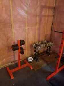 Complete home gym London Ontario image 2