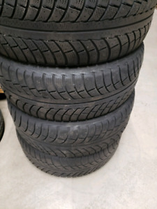 Gislaved winter tires 205/55/r16
