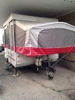 1997 Jayco tent trailer