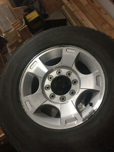 Ford F350 Super Duty Winter Tires