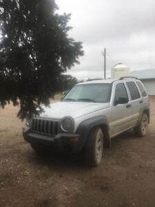 2002 Jeep Liberty Sport - AWD