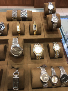 GUCCI WATCHES 50% OFF!