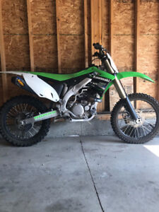 2013 KX450F for sale low hours!!