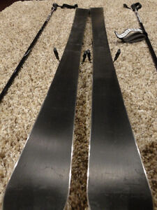 Dynastar Exclusive 9 AIS Skis w/ AIS Exclusive Bindings & Poles Kitchener / Waterloo Kitchener Area image 10