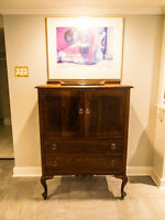 Gibbard Dresser and Highboy