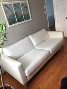 SOFA IKEA À VENDRE - 250$ - BONNE CONDITION