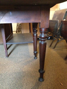 Early Country Kitchen Pine Table Kingston Kingston Area image 3