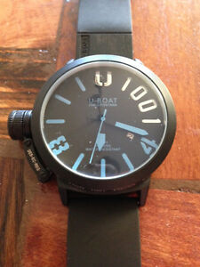 Montre U-Boat U-1001 Italo Fontana neuve oversized watch - $160