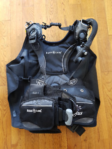 Scuba Diving Gear - Aqua Lung