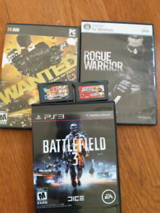 Lot of Video Games