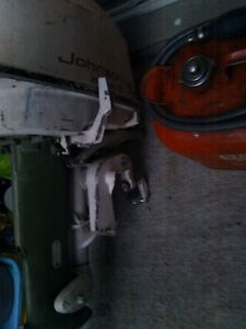 Outboard Johnson 18Hp