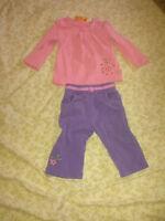 Vêtement fille 3-6mois